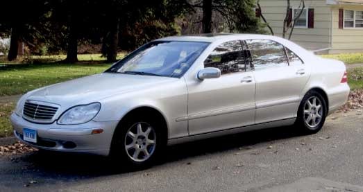 2002 mercedes benz s500 for Mercedes benz 2002 s500 for sale