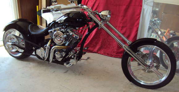 2007 Custom Chopper Sting Ray