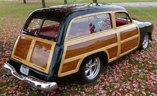 Ford Woodie Wanted | Autos Post